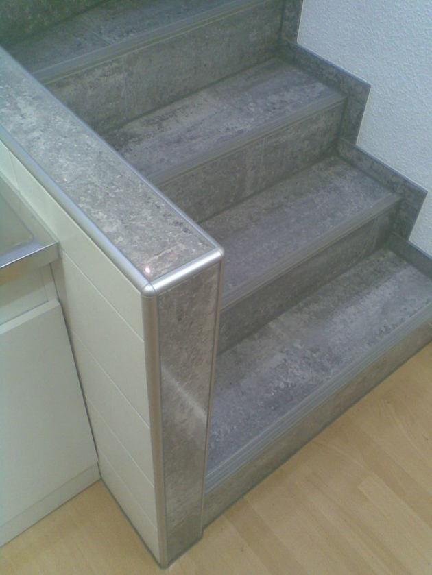 dekor schwarz treppe home design ideen. Black Bedroom Furniture Sets. Home Design Ideas
