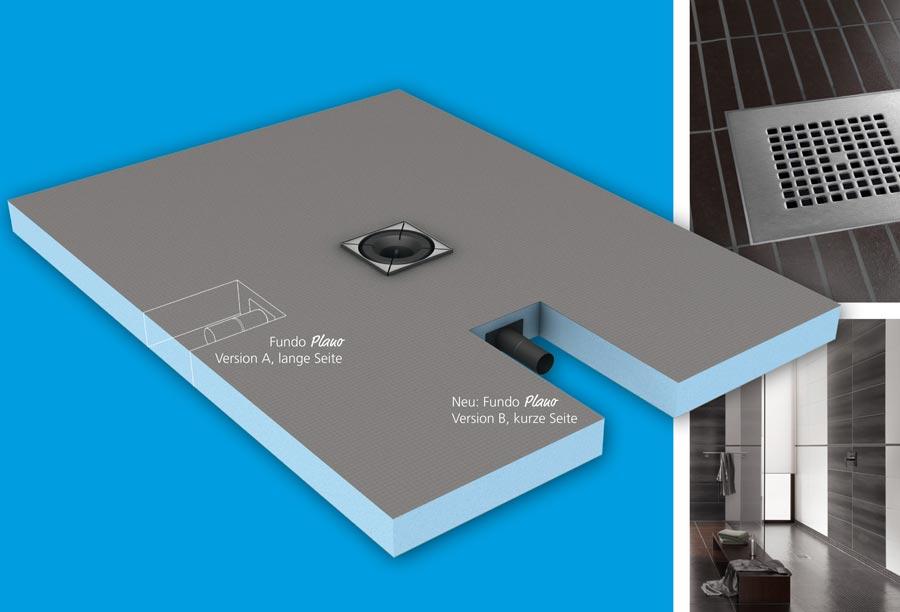 fliesen langer barrierefreies duschen duschelemente. Black Bedroom Furniture Sets. Home Design Ideas